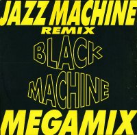 Black Machine/ Jazz Machine (12
