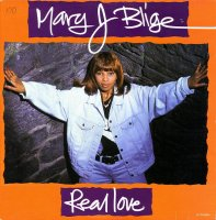 MARY J BLIGE / REAL LOVE (12