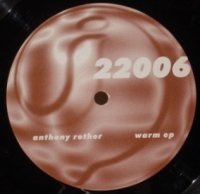 Anthony Rother / Warm EP (12