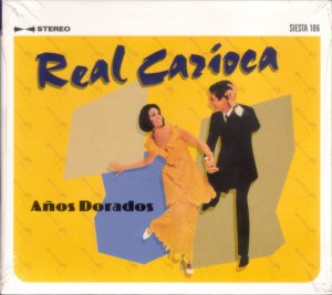Real Carioca / Anos Dourados (LP)