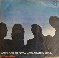 O Quarteto / Antologia Da Bossa Nova 20 Anos Depois (LP)