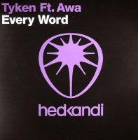 TYKEN FEAT.AWA / EVERY WORD (12
