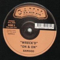 Samooo / Wreck'd EP (12