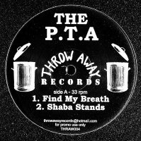 The P. T. A. / Find My Breath (12