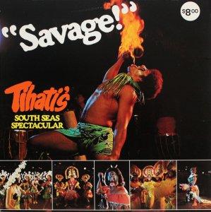 V.A. / Tihati's South Seas Spectacular (LP)