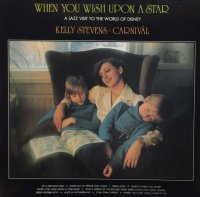 Kelly Stevens - Carnival / When You Wish Upon A Star (LP)