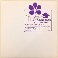 5th Garden / (YOU AND ME AND) RAIN ON THE ROOF (LP)