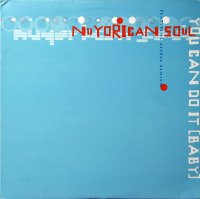 Nuyorican Soul Featuring George Benson / You Can Do It (Baby) (12
