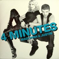 Madonna Feat Justin Timberlake And Timbaland / 4 Minutes (2×12