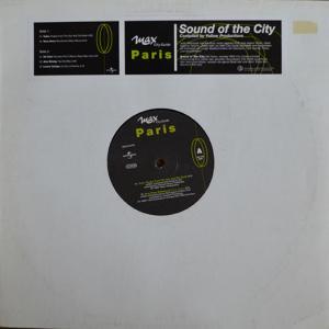 V.A. / SOUND OF THE CITY,MAX CITY GUIDE PARIS (LP)
