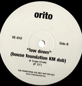 "ORITO / LOW DOWN (12"")"