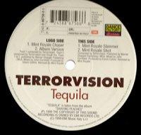 """TERRORVISION / TEQUILA (12"""")"""