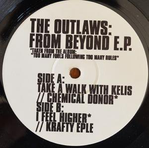 OUTLAWS / FROM BEYOND EP (12