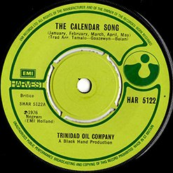Trinidad Oil Company / The Calendar Song (January, February, March, April, May) (7