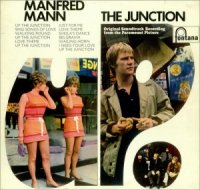 O.S.T (Up The Junction) / Manfred Mann (LP)