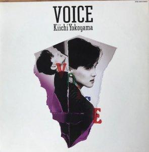 横山輝一 / Voice (LP)