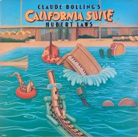 Claude Bolling / Hubert Laws / California Suite (LP)