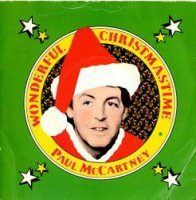 PAUL PcCARTNEY / WONDERFUL CHRISTMASTIME (7