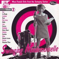 V.A. / Swinging Mademoiselle Volume 2 (LP)