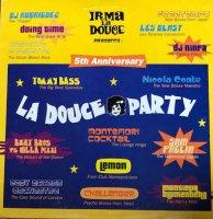 Various / La Douce Party-5th Anniversary (2LP)