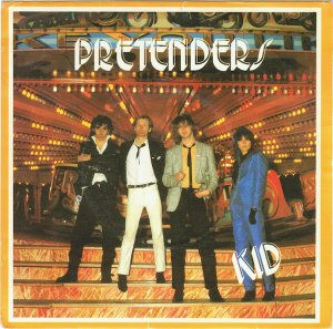 PRETENDERS / KID (7