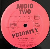 Audio Two / Make It Funky (12