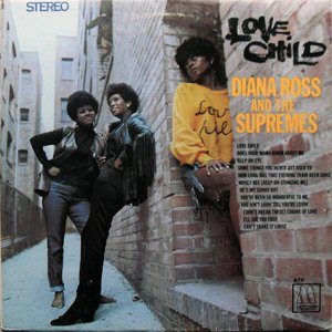 Diana Ross And The Supremes / Love Child (LP)