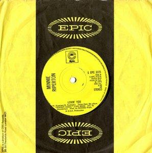 Minnie Riperton / Lovin' You (7