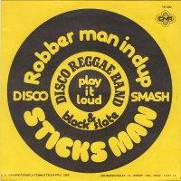 Disco Reggae Band & Black Slate & / Sticks Man (7
