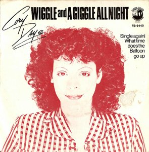 Cory Daye / Wiggle And A Giggle All Night (7