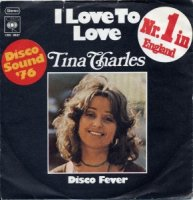 Tina Charles / I Love To Love (7