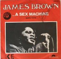 JAMES BROWN / SEX MACHINE (7