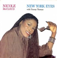 Nicole McCloud With Timmy Thomas / New York Eyes (7