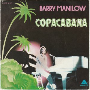 BARRY MANILOW / COPACABANA (7