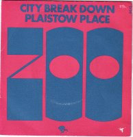 Zoo / City Break Down / Plaistow Place ( 7