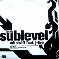 Rob Swift / Sub Level (12