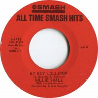 MILLIE SMALL / MY BOY LOLLIPOP (7