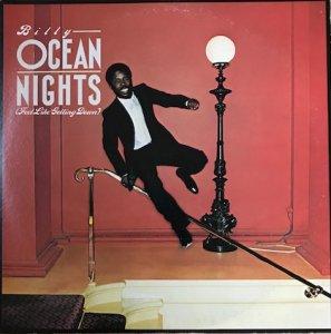 Billy Ocean / Nights (Feel Like Getting Down) (LP)