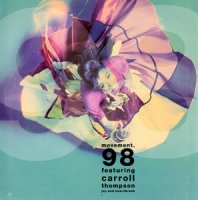 MOVEMENT 98 featuring CARROLL THOMPSON / JOY AND HEARTBREAK (7