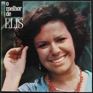 ELIS REGINA / O MELHOR DE ELIS (LP)