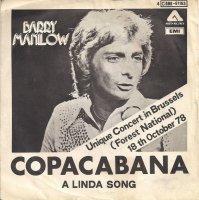 BARRY MANILOW / COPACABANA (7