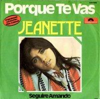 Jeanette / Porque Te Vas (7