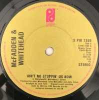 McFadden & Whitehead / Ain't No Stoppin' Us Now(7