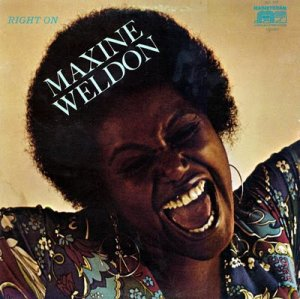 Maxine Weldon / Right On (LP)
