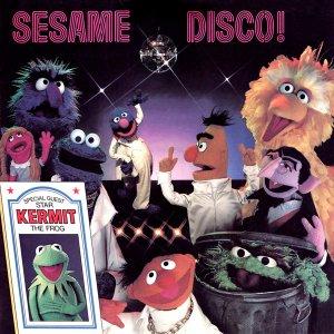 Sesame Street / Sesame Disco! (LP)