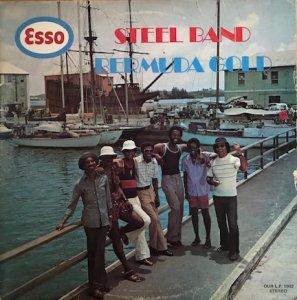 Esso Steel Band / Bermuda Gold (LP)