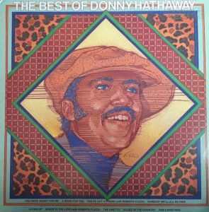Donny Hathaway /The Best Of Donny Hathaway (LP)