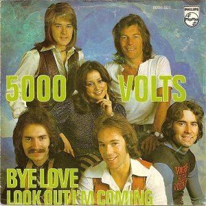 5000 Volts / Bye Love (7