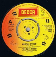 THE LATE SHOW /BRISTOL STOMP (7