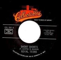 Royal Teens / Short Shorts (7
